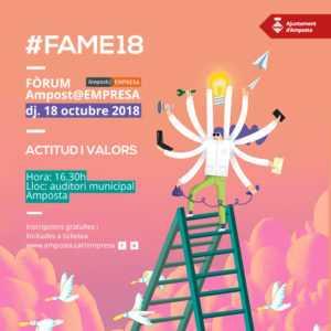 Entrades al #FAME18